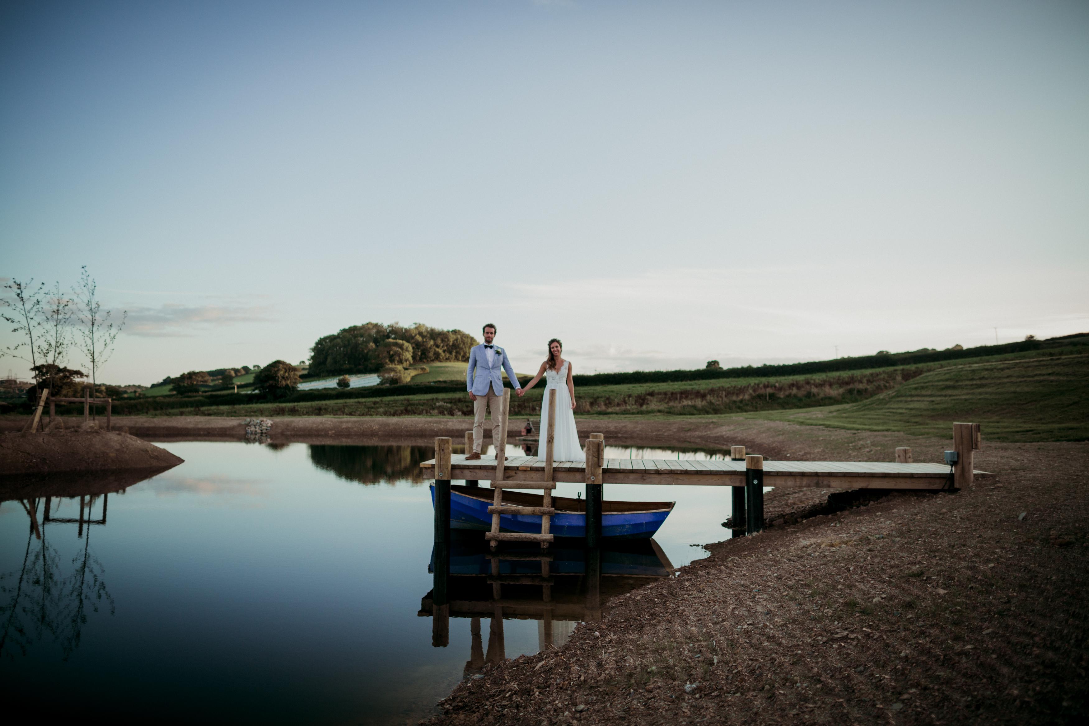 Romantic Anran wedding