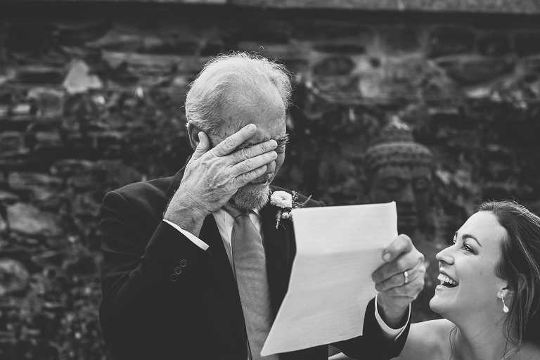 dad crying at speeches