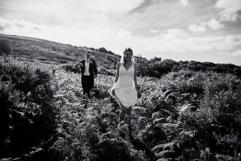 couple on dartmoor